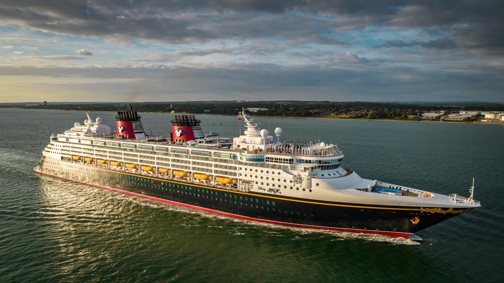 Disney Magic, Southampton UK